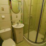 Łazienka - Gdynia pokoje