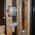Łazienka - pokoje gościnne Gdynia
